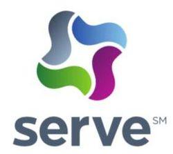 Serve American Express logo
