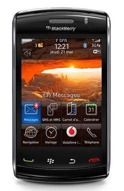 SFR Blackberry Storm 2