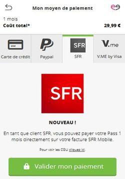 SFR-Meetic