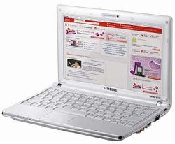 SFR Samsung NC10 3G+ netbook