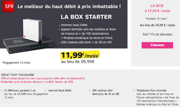 SFR-showroomprive-promotion-La-Box-Starter-ADSL