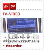 sfr tv video pub 00008415 News   SFR TV, la télé sur iPhone avec SFR