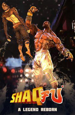Shaq Fu - A Legend Reborn - 1