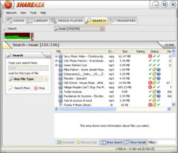Shareaza screen1