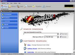 Shareaza screen2