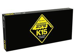 Sharkoon Shark Zone K15 boîte