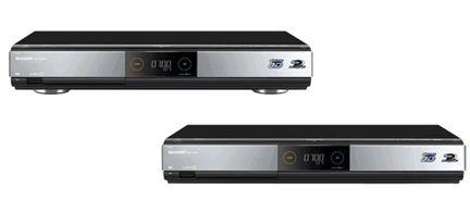 Sharp BD-HDW70