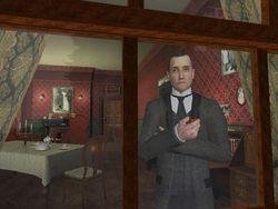 Sherlock Holmes : La Nuit Des Sacrifies 001