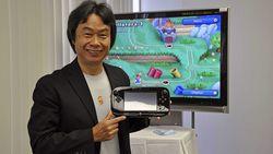 Shigeru Miyamoto - Wii U
