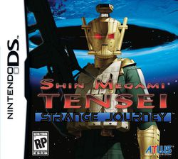 Shin Megami Tensei : Strange Journey - pochette