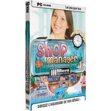 Shop Manager - Le grand aquarium de Jenny boite