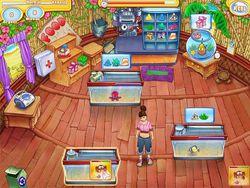 Shop Manager - Le grand aquarium de Jenny screen 2