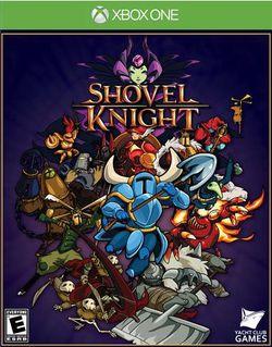 Shovel Knight - pochette Xbox One