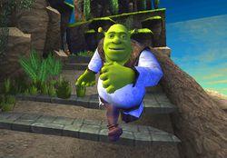 Shrek troisi