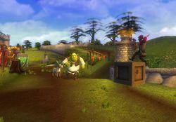Shrek Le troisi