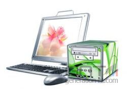 Shuttle xpc g23210s small