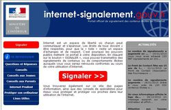 signalement Internet