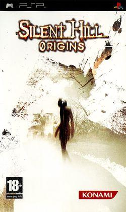 Silent Hill Origins   Pochette PAL