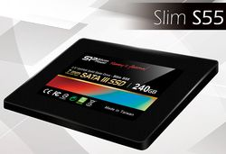 Silicon Power Slim S55
