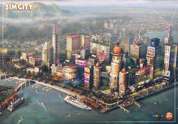 Sim City 5 - 1