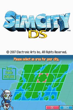 Sim City DS   1