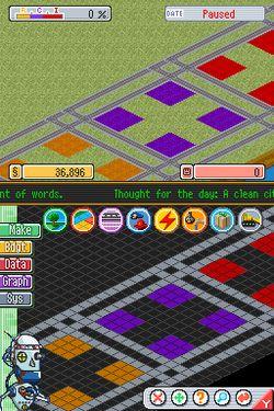 Sim City DS   5