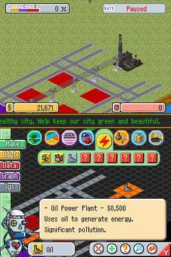 Sim City DS   6