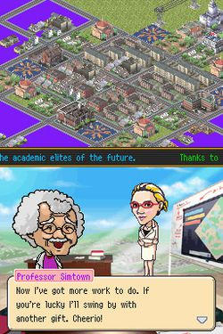 Sim City DS   7