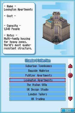 Sim City DS   8
