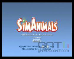 SimAnimals