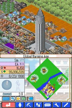 SimCity Creator DS   Image 2