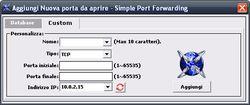 Simple Port Forwarding Portable screen2