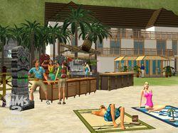 Sims 2 bon voyage 1