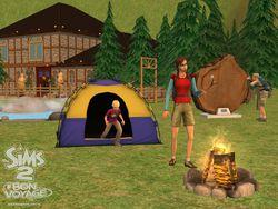 Sims 2 bon voyage 2