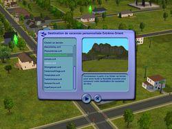 Les Sims 2 Bon Voyage (2)