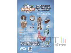 Sims 2 family fun stuff small