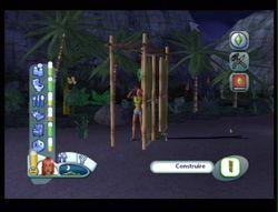 Les Sims 2 Naufrag
