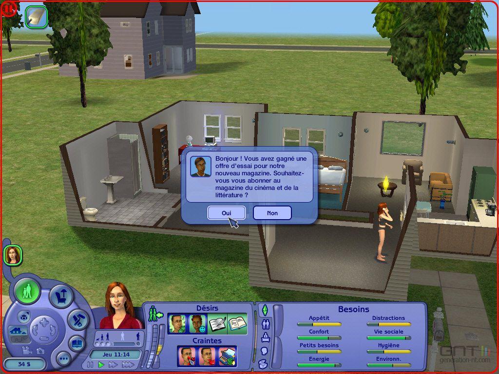 Les Sims 2 Quartier Libre 10