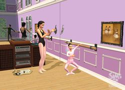 Les Sims 2 Quartier Libre (1)