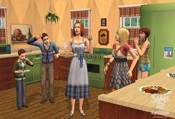 Les Sims 2 Quartier Libre (3)