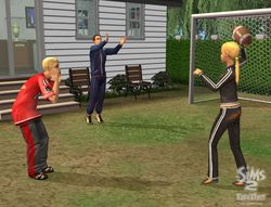 Les Sims 2 Quartier Libre (4)