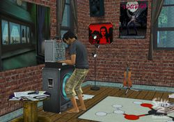 Les Sims 2 Quartier Libre (7)