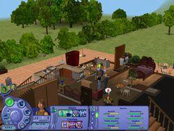 Les Sims 2 La vie en appartement (11)