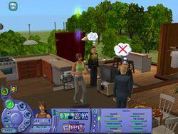 Les Sims 2 La vie en appartement (14)