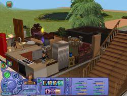 Les Sims 2 La vie en appartement (16)