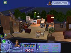 Les Sims 2 La vie en appartement (18)