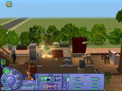 Les Sims 2 La vie en appartement (8)