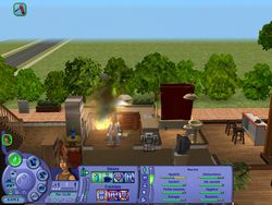 Les Sims 2 La vie en appartement (9)