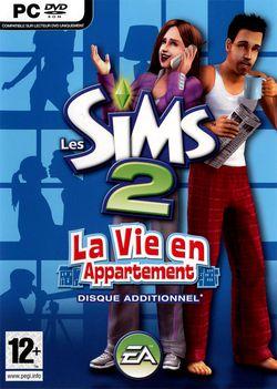 Sims 2 La vie en appartement
