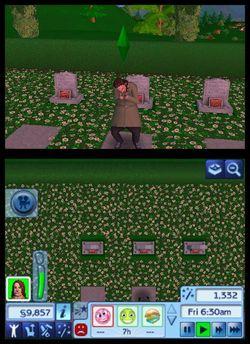 Les Sims 3 3DS (1)